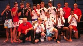 Tournoi Jeune de Kick Boxing