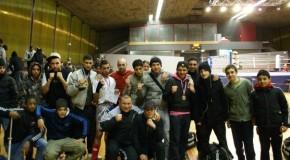 Championnat IDF Kick Boxing Cadet 2009