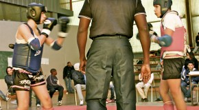 Open de Paris de Boxe Thaï