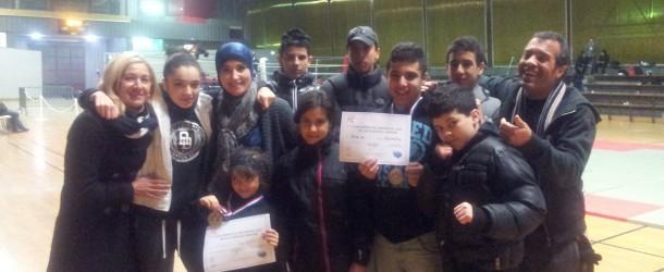 Championnat IDF Jeune Kick Boxing (Minime)