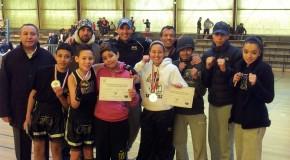 Championnat IDF 2012 (benjamin) de Kick Boxing