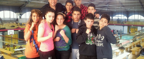 Championnat IDF Muay Thai Jeunes 2012