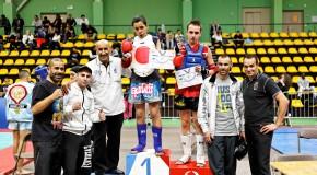 Coupe de France de Muay Thai 2012