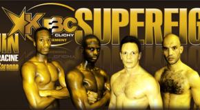 «SUPERFIGHT» K-1 RULES/PANCRACE