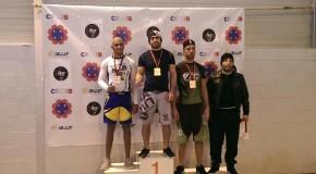 Compétition de JIU-JISTU BRESILIEN