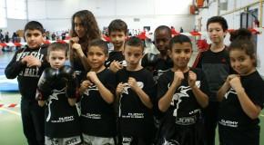 Championnat IDF Poussin Benjamin