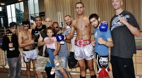Coupe IDF de KICKBOXING