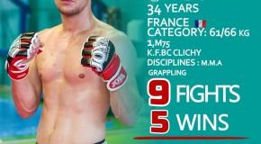 Le MMA arrive au KFBC