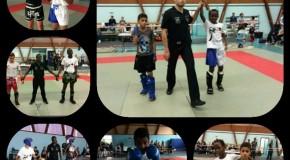 Coupe France jeune 2014 de Kick Boxing