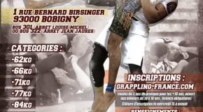 Grappling Challenge 2ème Edition