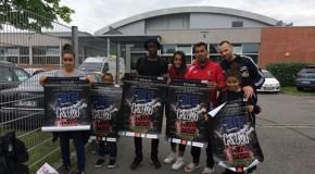 Championnat de France Jeune 2015 FFKMDA de KICKBOXING