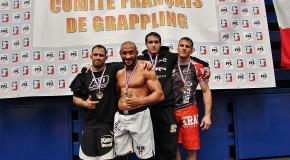 Mehdi qualifié au championnat EU de Grappling