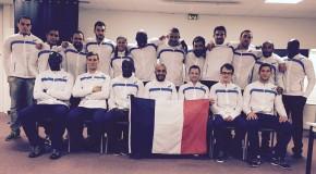 Mehdi au Championnat EU de Grappling en ITALIE