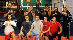 Stage KICKBOXING CS CLICHY RUGBY