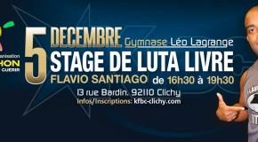 Stage FLAVIO SANTIAGO