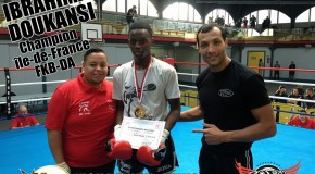 Champion IDF junior FKB-DA