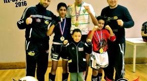 Championnat IDF jeune de Muay Thai