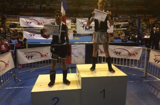 Championnat de France jeune 2016 de MUAY THAI