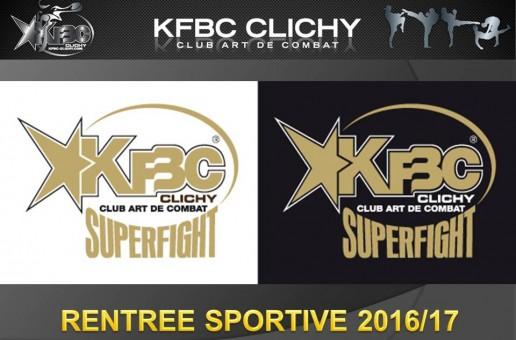 Rentrée sportive 2016/17 du KFBC CLICHY