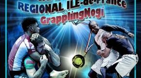 Championnat IDF de Grappling NO GI