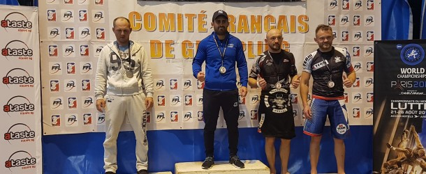 Championnat de France de Grappling FFL