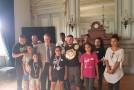 Réception des champions Clichois