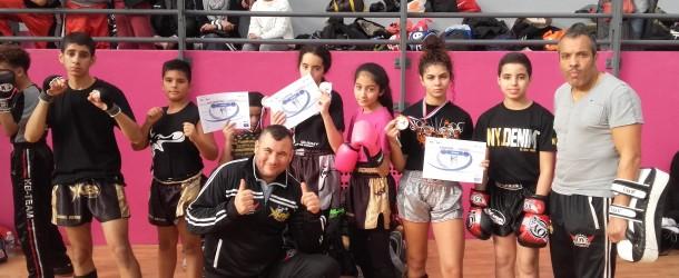 Championnat IDF de K-1 Rules Jeune