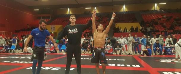 NAGA 2017 victoire de Samy