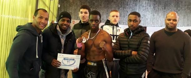 Championnat IDF kick boxing classe B