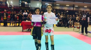 Coupe de France 2017 de Muay Thai jeune