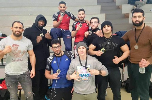 Coupe de France de Grappling