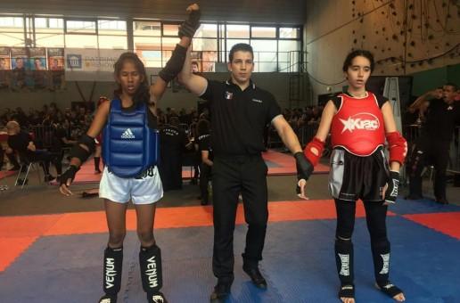 Championnat de France jeune de Muay Thai