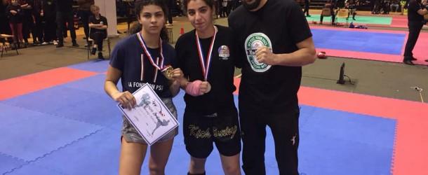 Championnat de France de Kick Light jeune