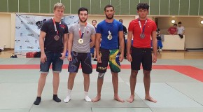Championnat de France Junior de grappling NO GI
