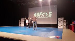 Compétition de Grappling L'ASF 5