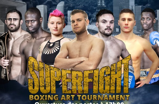 SUPERFIGHT IV