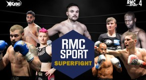 Diffusion Gala Superfight RMC SPORT