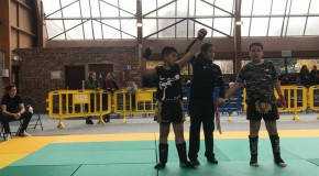 Championnat IDF de K-1 light