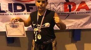 Championnat IDF 2018/19 de muay thai éducatif