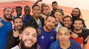 Détection équipe de France CFG