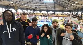 Championnat IDF amateur de Kick boxing