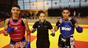 Trophée de France muay thai