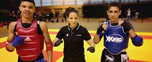 Trophée de France muay thai