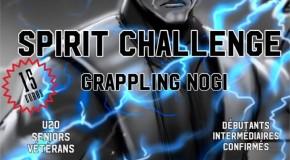 SPIRIT CHALLENGE NOGI
