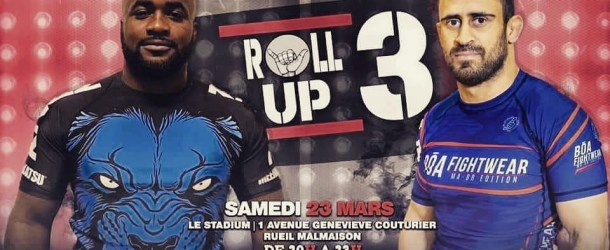 ROLL UP 3