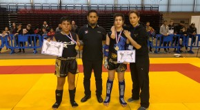 Championnat de France muay thai éducatif