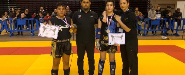 Championnat de France muay thai éducatif