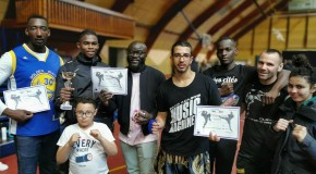 Coupe de France Amateur Kick boxing 2019
