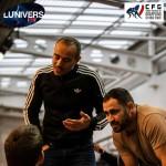 Coach Mehdi et Lamine