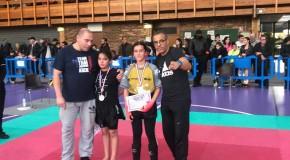 Championnat IDF de K-1 Rules Light jeune